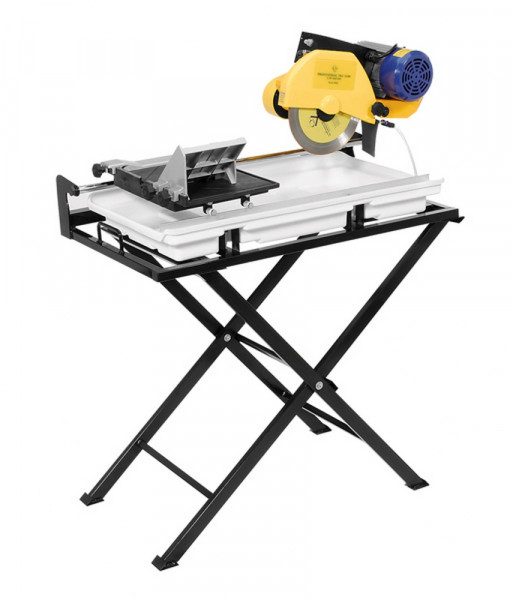 qep 60020sq 24 dual speed tile saw w water pump and folding stand