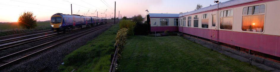 Said trains...