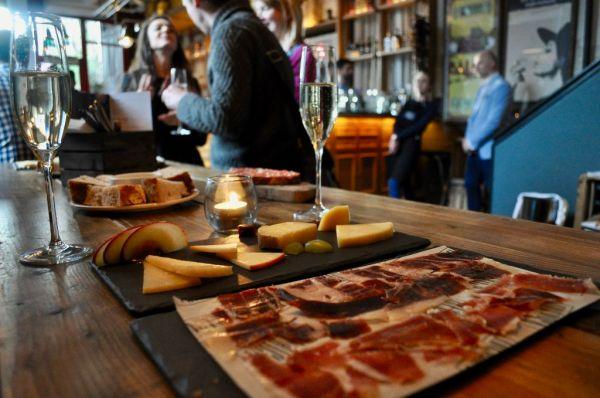 Iberica wine bar Leeds
