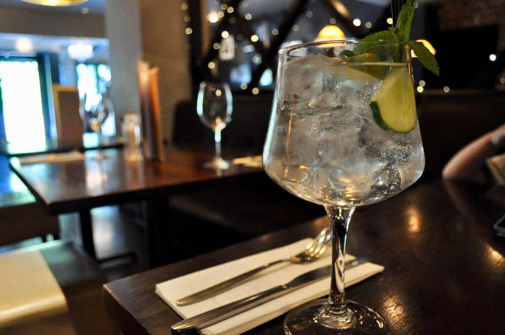 Garden of E-Gin, Gusto, Cookridge, Leeds