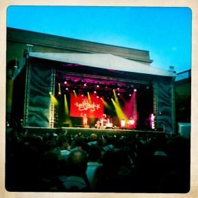 Looptroop in concert, Gothenburg 2010