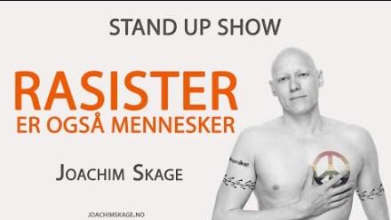 Joachim Skage standupkomiker