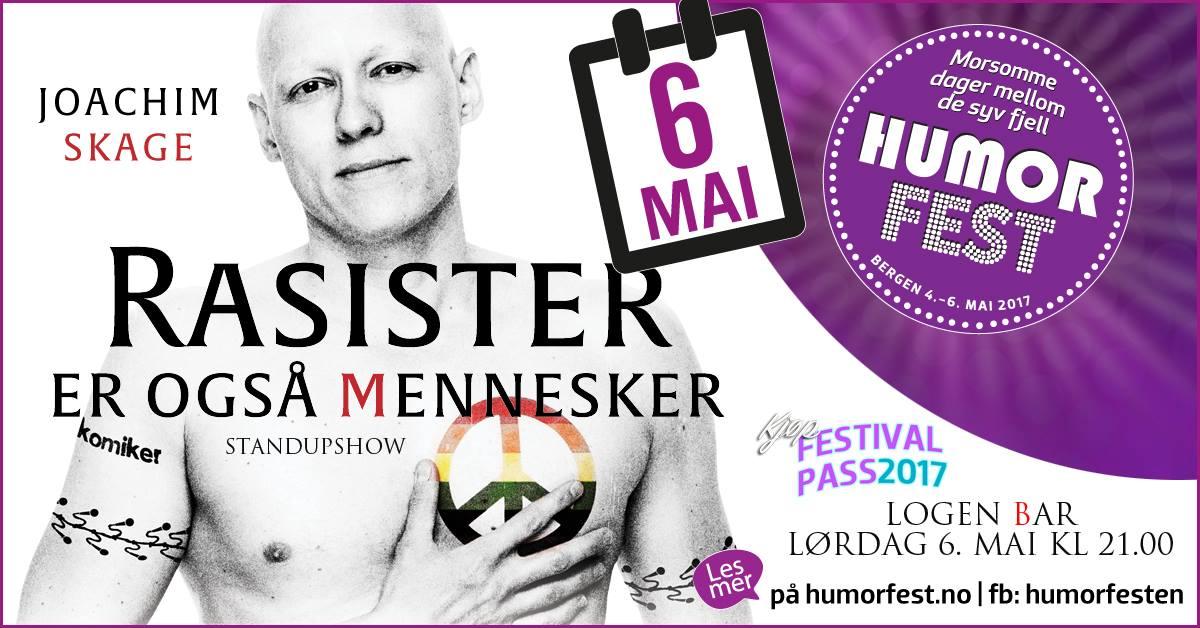 Humorfest Bergen