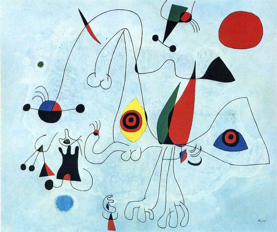 Image result for miro artworks