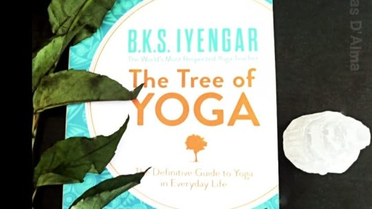 Livro: The Tree of Yoga de B.K.S. Iyengar