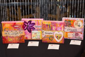 sponsorship gifts prepared for 1--+ women who care