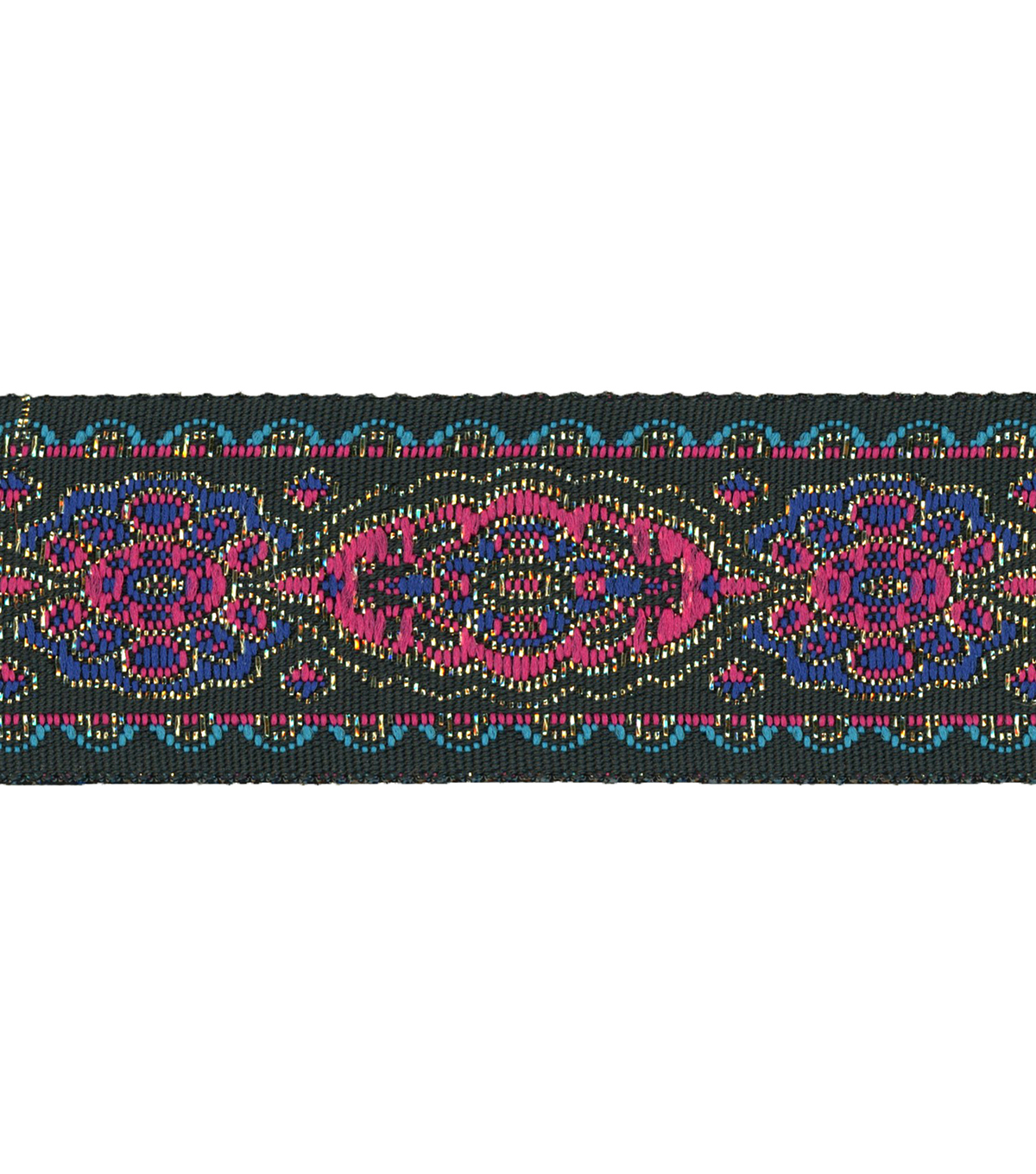 Simplicity Band Trim 1 Multi Persian