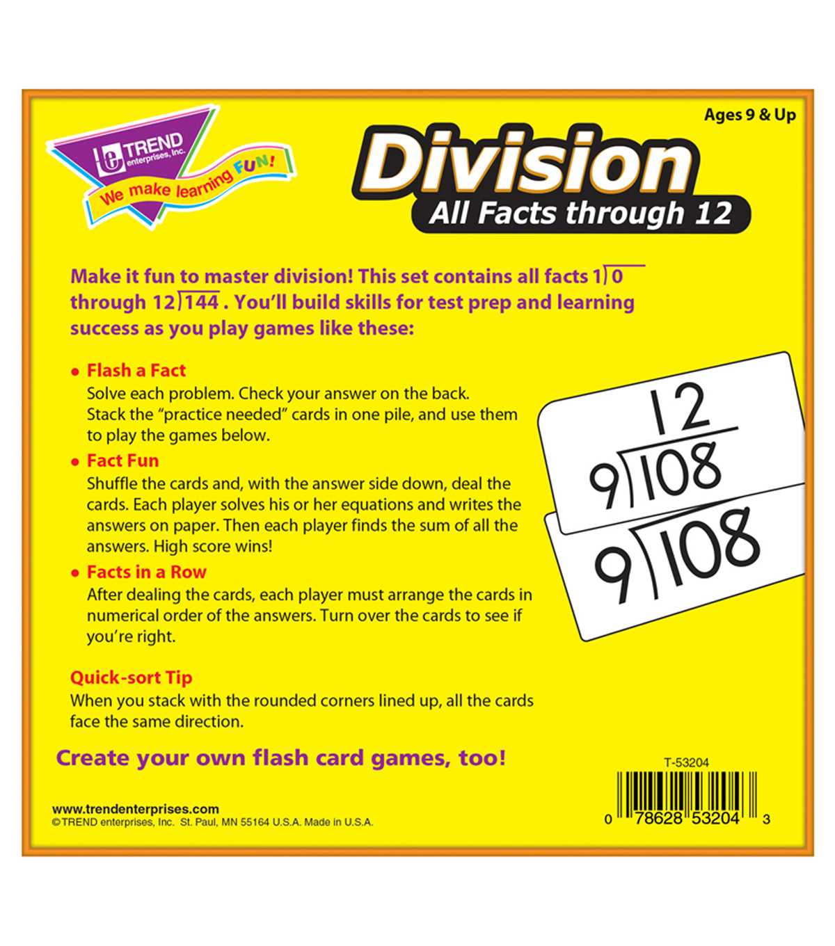 Learn Your Division Facts Reddit