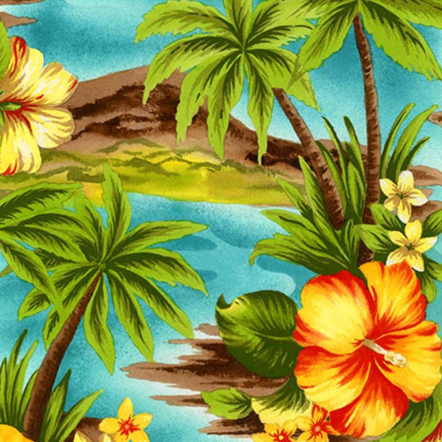 Palm Tree Party Supplies