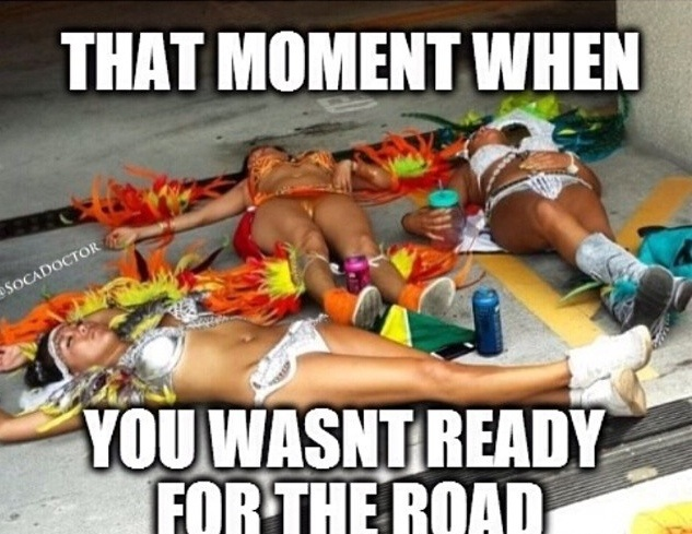 Carnival Prep Tips for Getting Ready for the Road