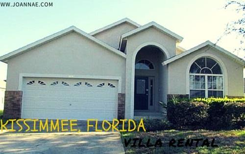 Kissimmee Florida Villa Rental