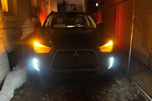 Outlander Sport Lights