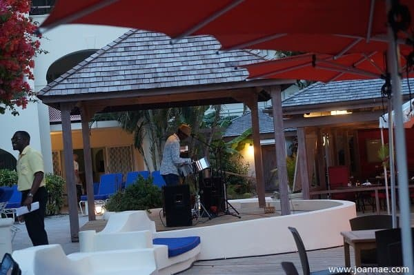 Bougainvillea Beach Resort Manager Rum Punch Party