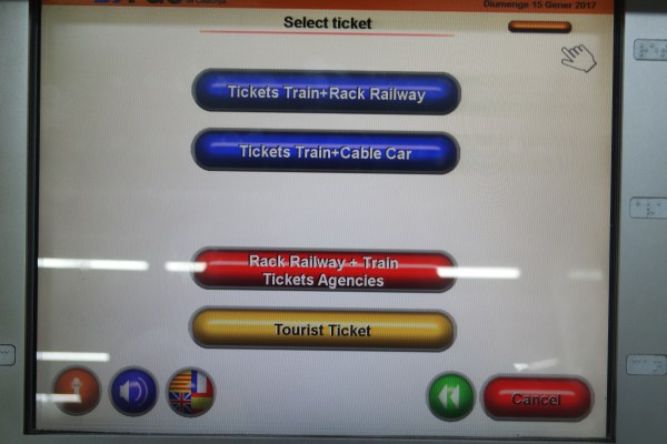 Montserrat ticket options