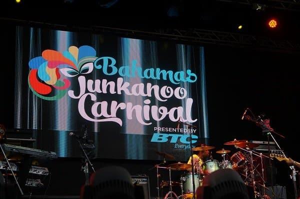 Bahamas Junkanoo Carnival Weekend