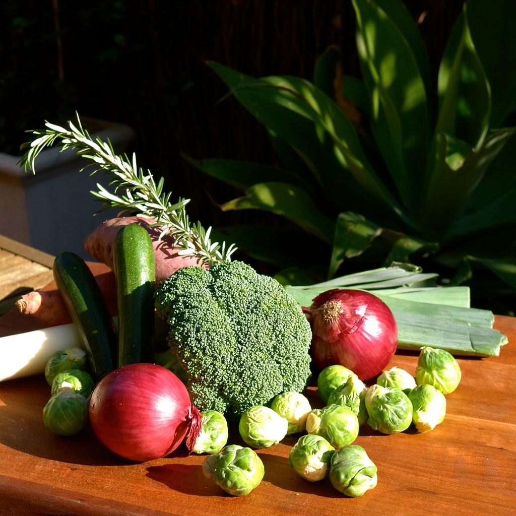 JFC Fresh Vegetabes