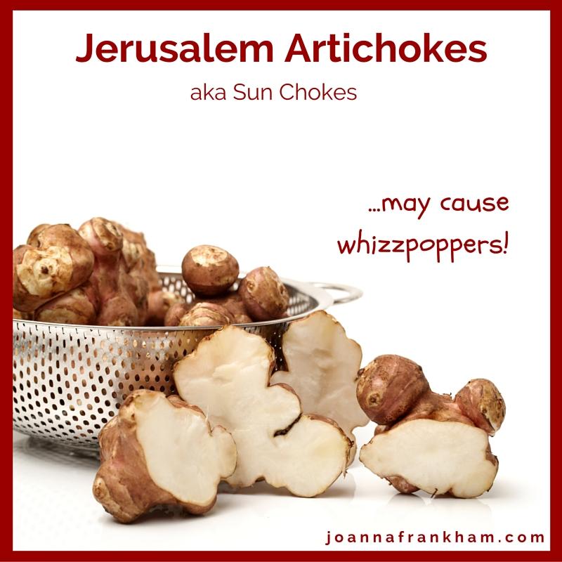 Jerusalem Artichoke aka Sun Choke