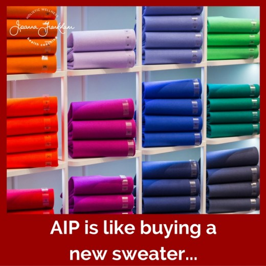 JFC AIP is a new sweater