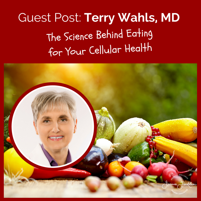 Guest Post: Dr Terry Wahls - The Science Behind Eating for Your