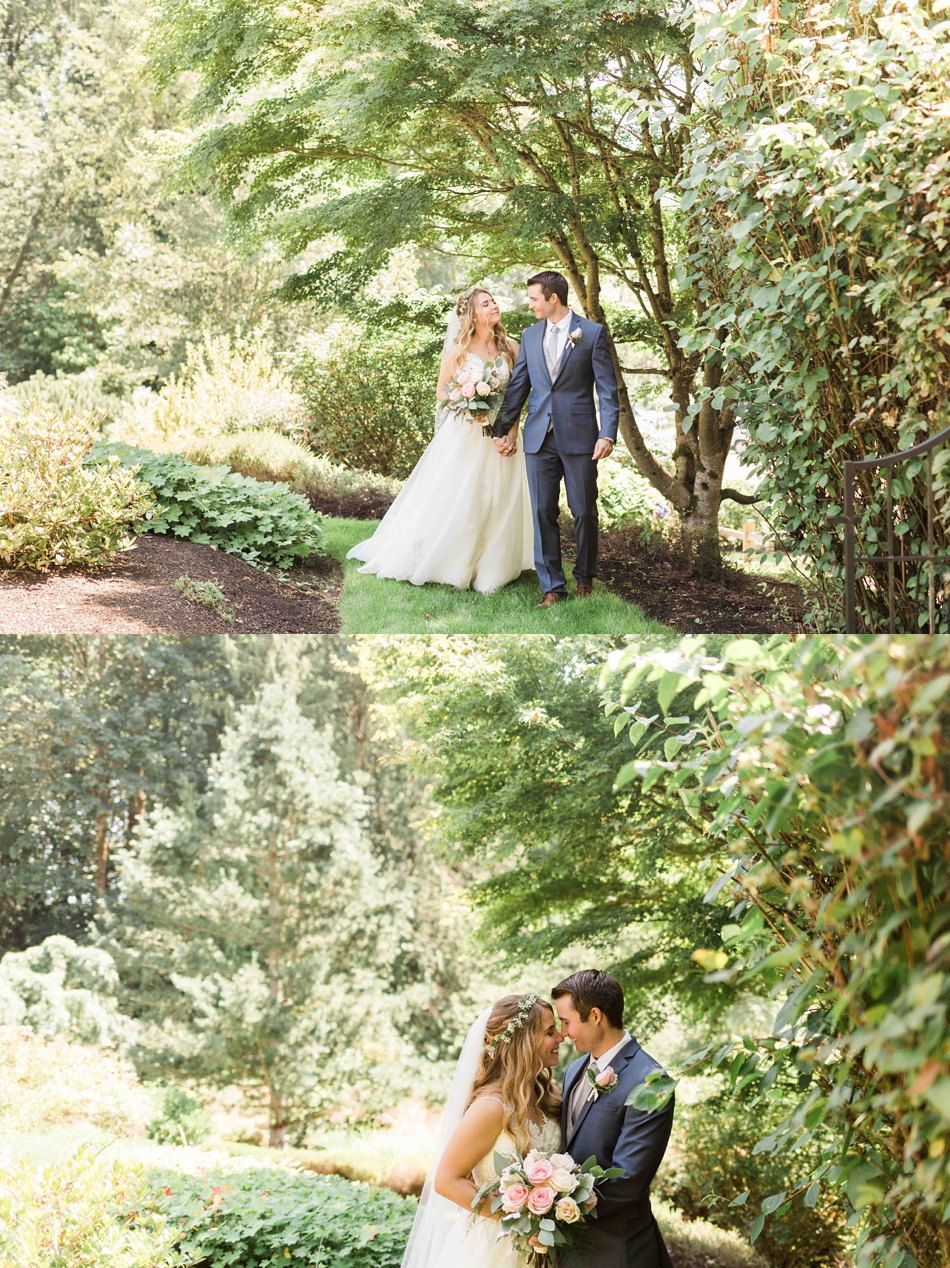A beautiful summer's day at Twin Willow Gardens in Snohomish. Photos by Joanna Monger Photography, Snohomish and Seattle Wedding Photographer.
