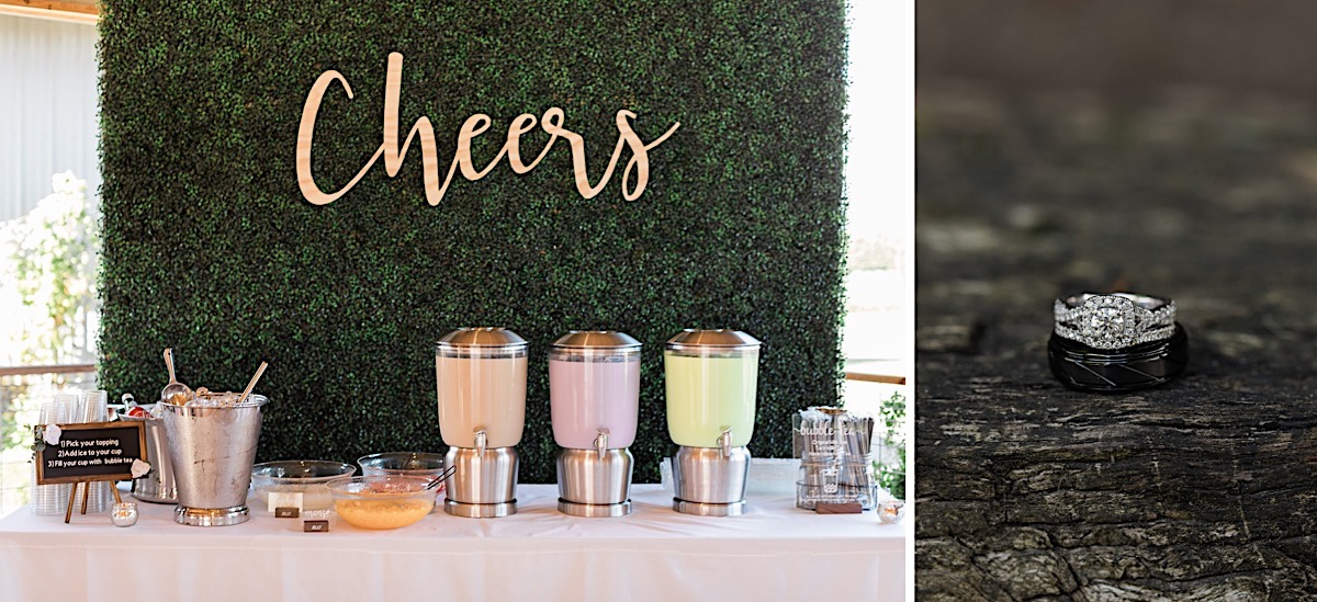 Boba Tea at Craven Farms in Snohomish. Photos by Joanna Monger Photography, Snohomish and Seattle Wedding Photographer.