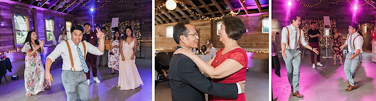 Wonderful dancing at Craven Farms in Snohomish. Photographs by Joanna Monger Photography, Snohomish's Best Wedding Photographer.