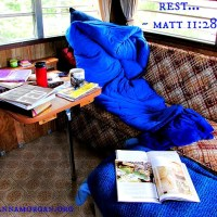 Blessed By Rest