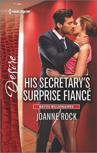 His Secretary's Surprise Fiance cover