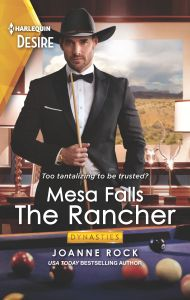 Cover for The Rancher
