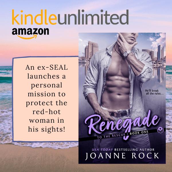 Renegade by Joanne Rock