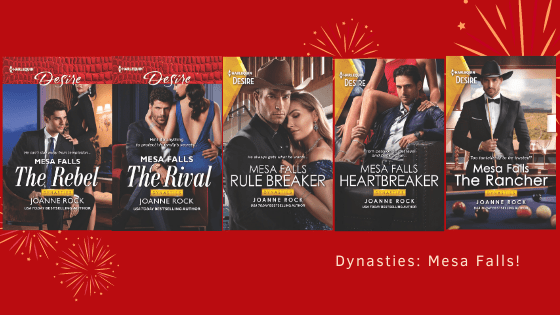 Mesa Falls first five books