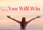 you will win