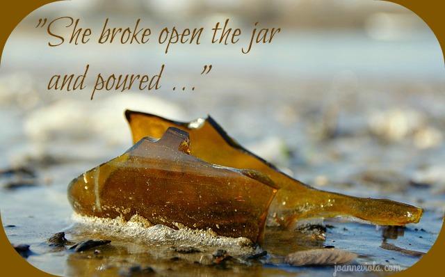 broken-poured