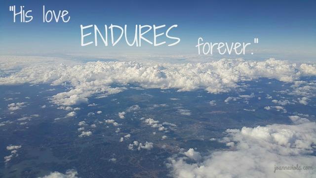 endures