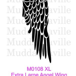 Extra Large Angel Wing