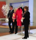 On the air with QVC host Jill Bauer
