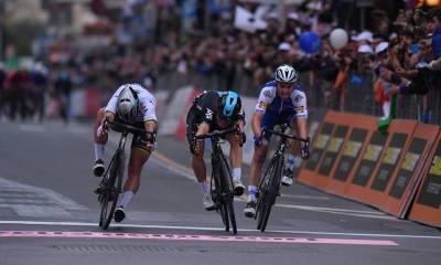 Tras el Poggio sprint en San Remo
