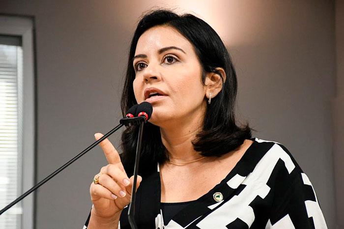 Deputada critica exclusão e diz que ela e Galdino são esquecidos no PSB