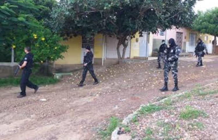 Operação Cidade Segura: Polícia Militar apreende armas no interior da Paraíba