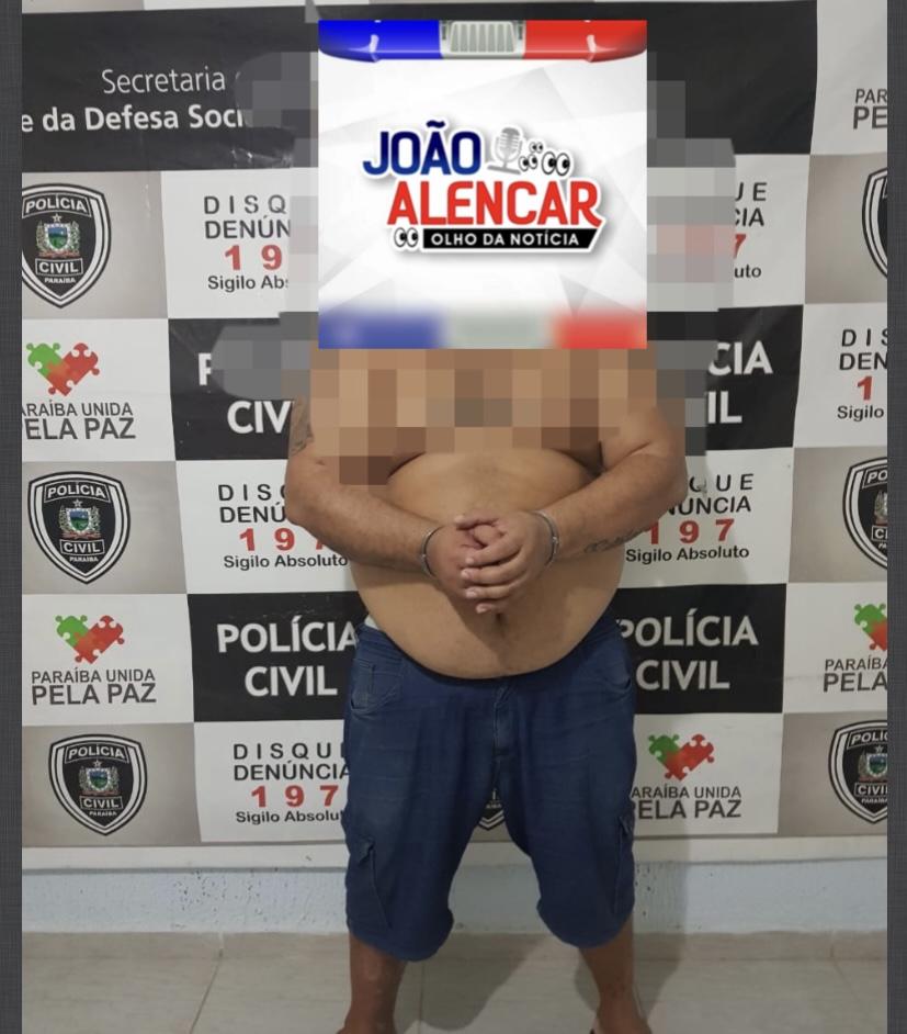 Assaltante foragido de Campina Grande é capturado em Operação da Polícia Civil