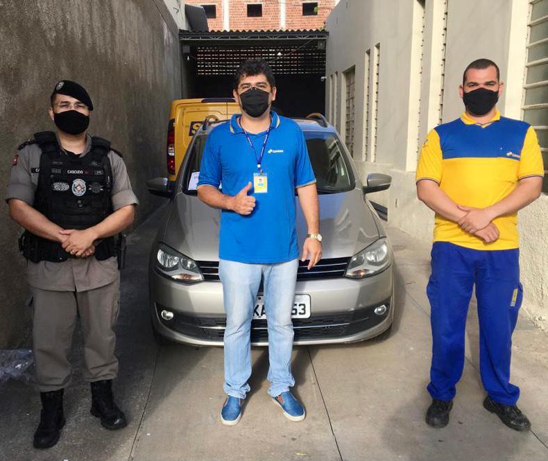 POLÍCIA MILITAR REALIZA 2ª FASE DA OPERAÇÃO ENEM NA ÁREA DO 14º BPM