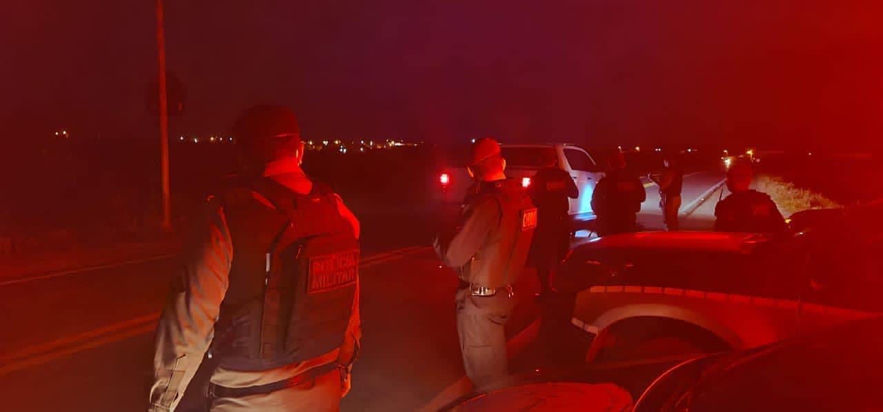 POLÍCIA MILITAR REALIZOU MAIS UMA ETAPA DA OPERAÇÃO PREVINA-SE EM POMBAL E REGIÃO