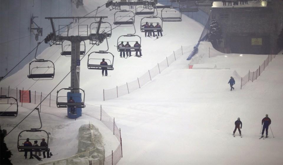 ski+dubai