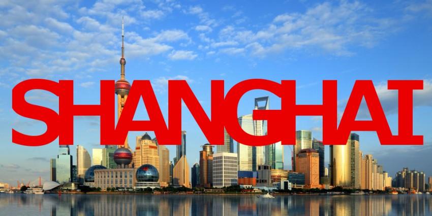 Bem-vindos ao futuro! Shanghai, china