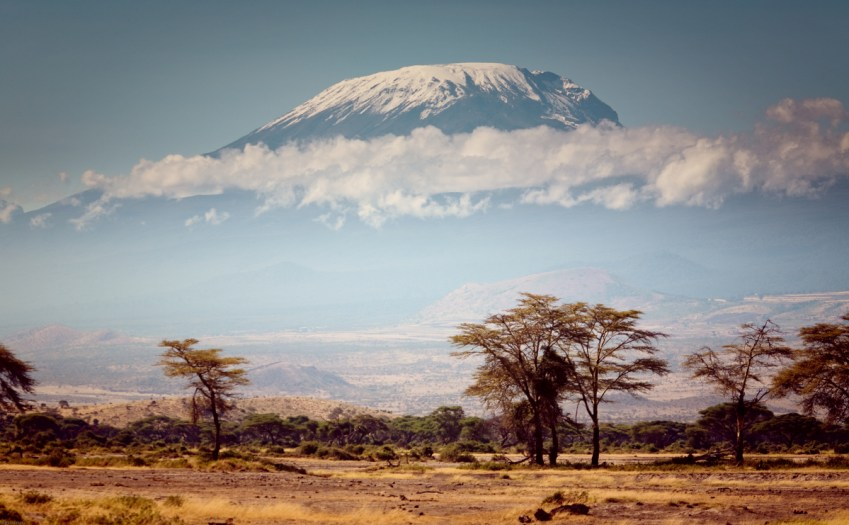 Subir o Kilimanjaro