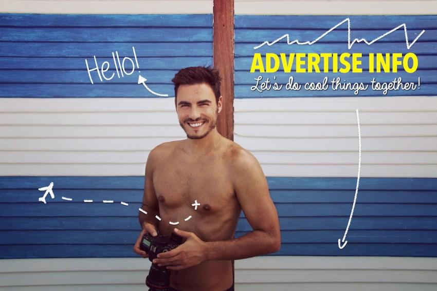 advertise travel blogger cajuda influent top