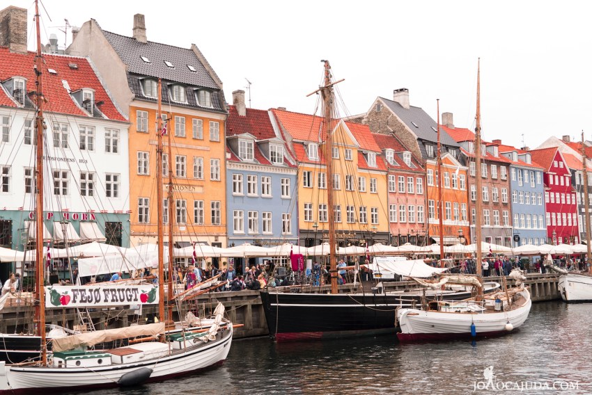 Copenhaga com a Carlsberg
