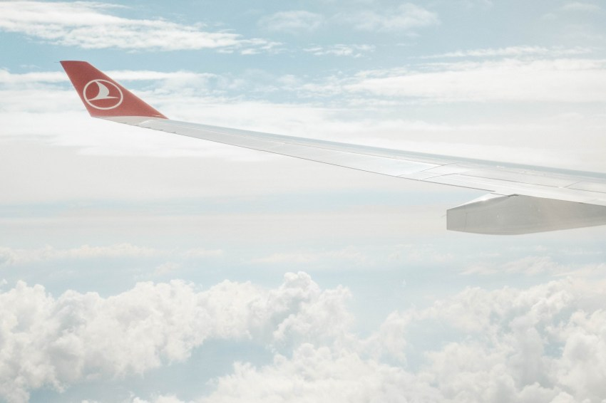 VOAR COM A TURKISH AIRLINES