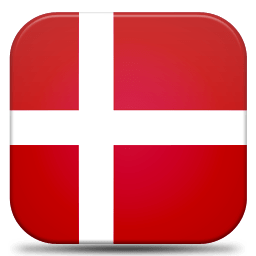 Bandeira da Dinamarca