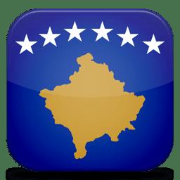 Bandeira da Kosovo